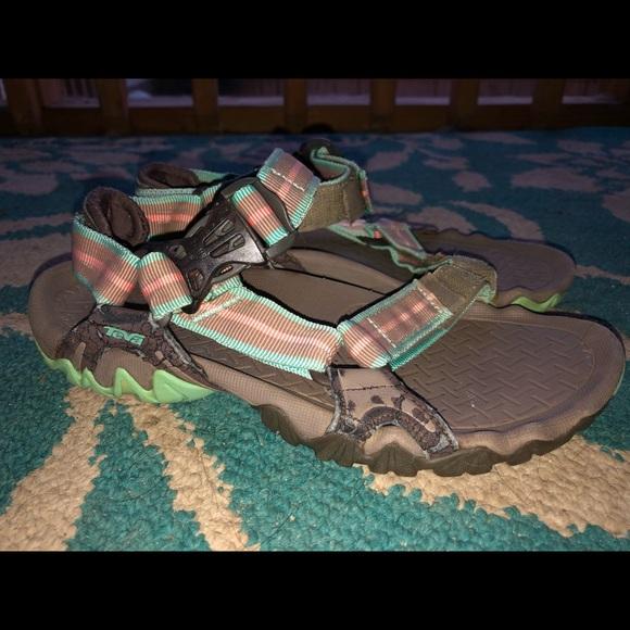 Teva Other - Teva Sandals, kids size 5